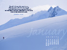 January 2011 - Jeremiah 17:5-7 - Wallpaper