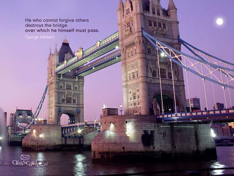 London Bridge Desktop Wallpaper - Download Quotes Desktop Backgrounds