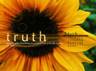 March 2010 - Truth - Wallpaper