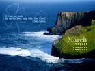 March 2010 - Saint Patrick