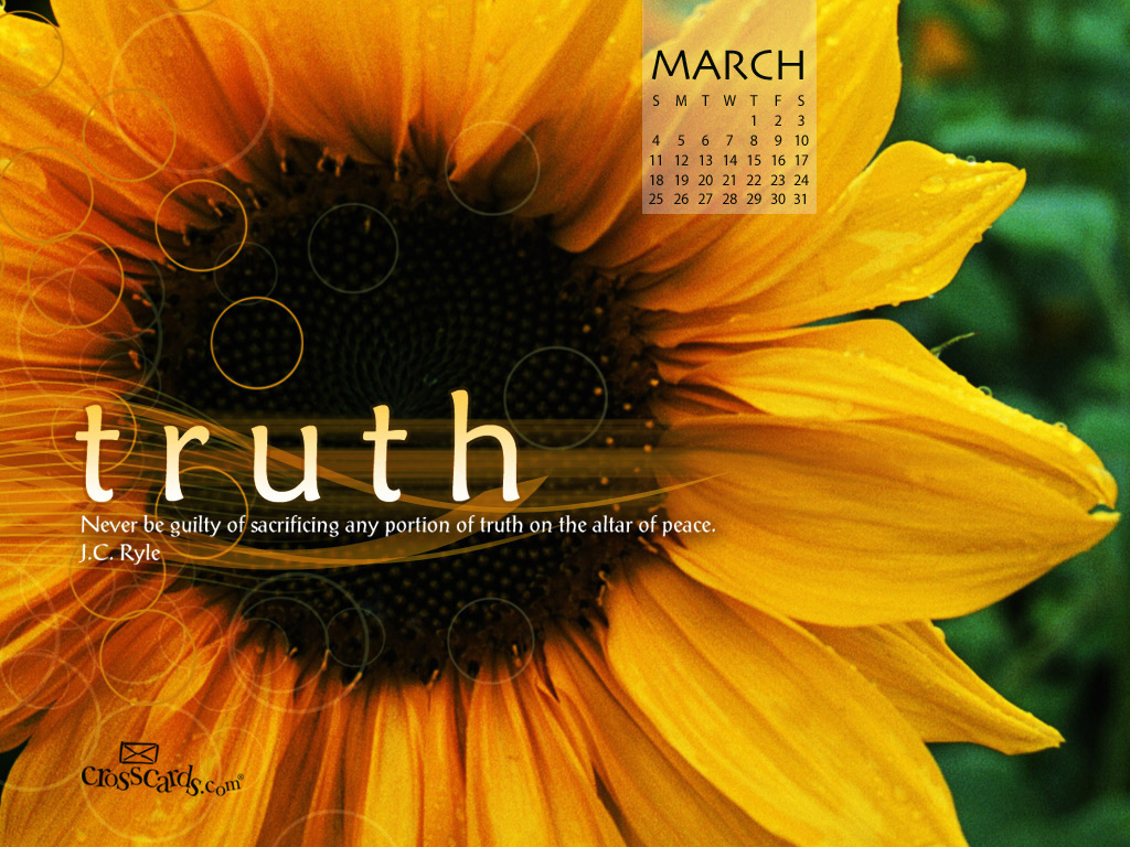 March 2012 - Truth
