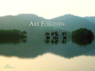 Sins Forgiven - Wallpaper