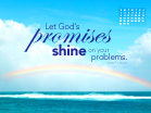 May 2011 - God's Promises