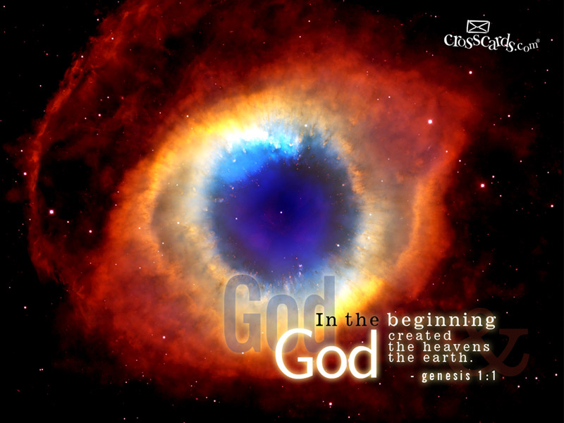 Eye of God Wallpaper