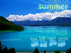 Summer 2010 - Wallpaper