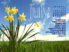 July 2010 - Daffodils