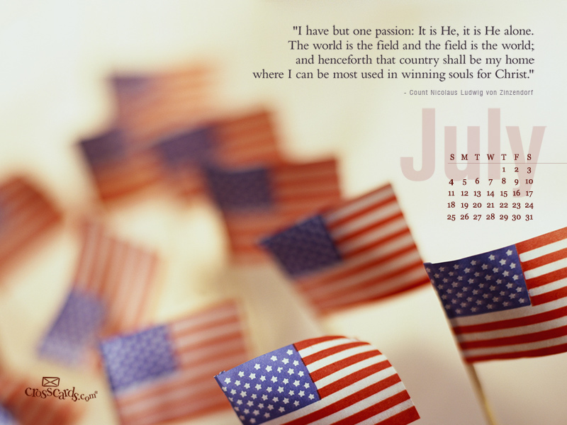 July 2010 - Independence - Wallpaper