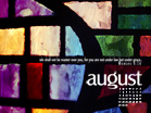 August 2010 - Romans 6:14 - Wallpaper