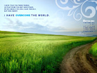 September 2011 - Overcome - Wallpaper