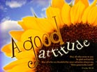 A Good Attitude - Wallpaper