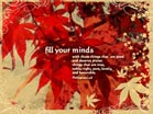Fill Your Minds - Wallpaper
