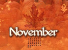 November 2009 - Wallpaper