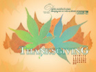 Thanksgiving 2009 - Wallpaper