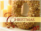 Christmas Wreath - Wallpaper