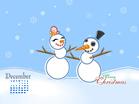 December 2010 - Snowman