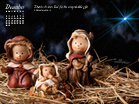 Dec 2012 - Nativity - Wallpaper