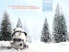 Dec 2012 - Snowman