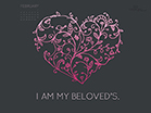 February 2014 - Beloved - Wallpaper