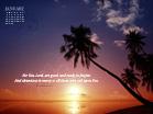 Jan 2012 - Psalm 86:5
