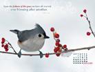 Jan 2013 - John 1:16