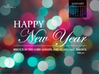 Jan 2014 - New Year - Wallpaper
