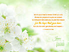 June 2013 - 1 Peter 3:15 NIV - Wallpaper