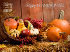 Nov 2012 - Thanksgiving - Wallpaper