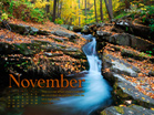 November 2011 - River - Wallpaper