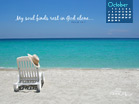Oct 2012 - Rest - Wallpaper