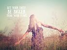 Faith Bigger Than Fears
