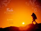 Sept. 2012 - Faith