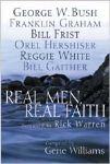 Real Men, Real Faith: U.S. Senate Majority Leader Bill Frist