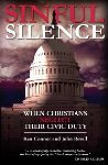 "New Book Calls Christians' Civic Neglect ""Sinful Silence"""