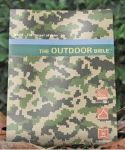 "Weatherproof ""Outdoor Bible"" Available for Troops"