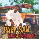 "Papa San Stands Apart With ""Real and Personal"""