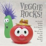 """Veggie Rocks!"" for Fans of Rock Salad with Plenty of Cheese"