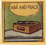 "Strong-Yet-Gentle ""War and Peace"" an Enjoyable Listen"