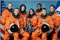Faith of Two Astronauts Shines from Beyond Shuttle Wreckage