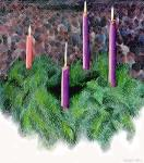 A Family Worship Service for the Four Sundays of Advent