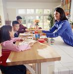 Sign of the Times?  Fewer Families Eating Together