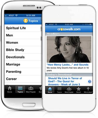 CW iphone image