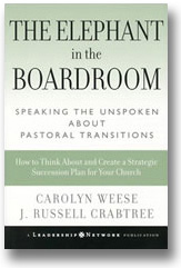The Elephant in the Boardroom: Pastoral Transitions