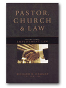 Pastor, Church &amp; Law: Employment Law