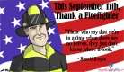 Thank a Firefighter