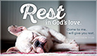 Rest in God's Love