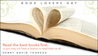 Book Lovers Day (8/9)