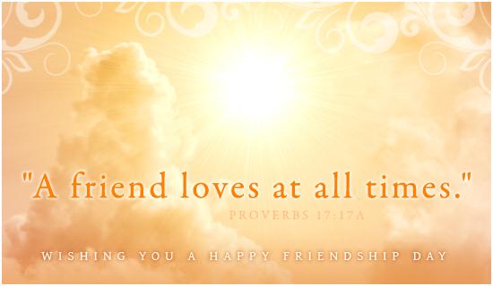 Friendship Day (8/7)