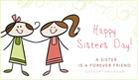 Sisters Day (8/7) - Free Ecards, Christian