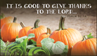 Give Thanks - Ecard