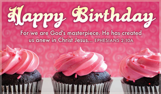 God's Masterpiece - Ecard